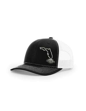 Florida Snapback Trucker Hat