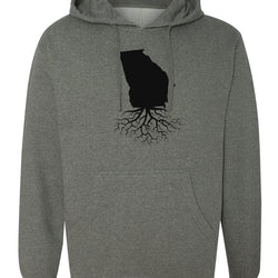 Georgia Mid-Weight Pullover Hoodie