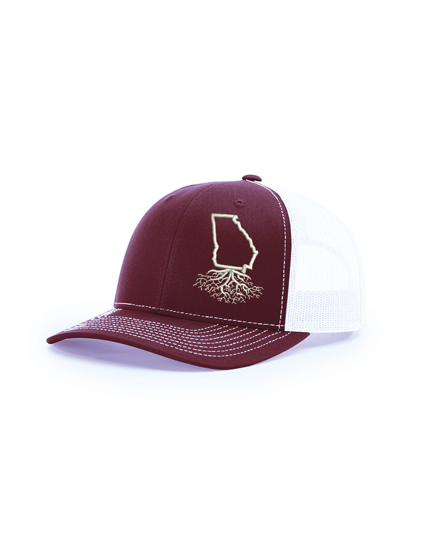 Georgia Snapback Trucker Hat