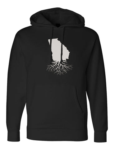 Georgia Unisex Heavy-Weight Pullover Hoodie