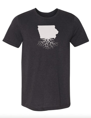 Iowa Men's Tri-Blend Crew