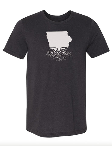 Iowa Men's Crewneck Tee