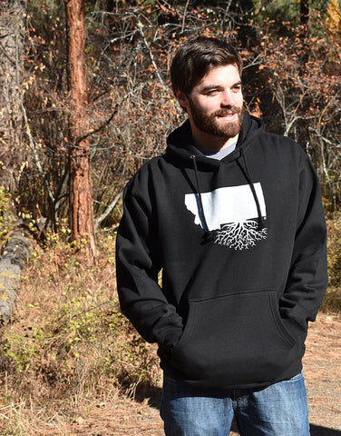 Montana Unisex Heavy-Weight Pullover Hoodie
