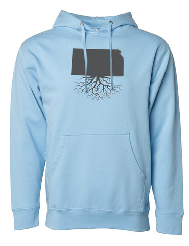 Kansas Roots Mid-Weight Hoodie