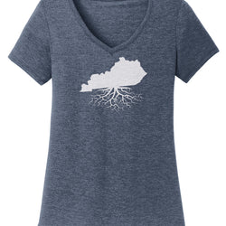 Kentucky Women's V-Neck Tee