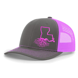 Louisiana Snapback Trucker