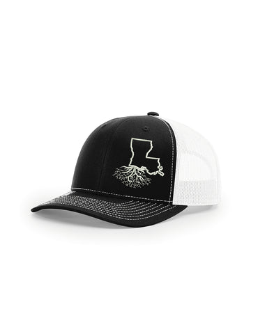 Louisiana Snapback Trucker Hats