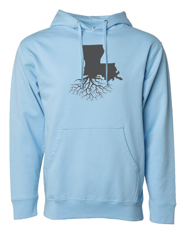 Louisiana Mid-Weight Pullover Hoodie