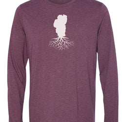 Lake Tahoe Long Sleeve Crewneck Tee