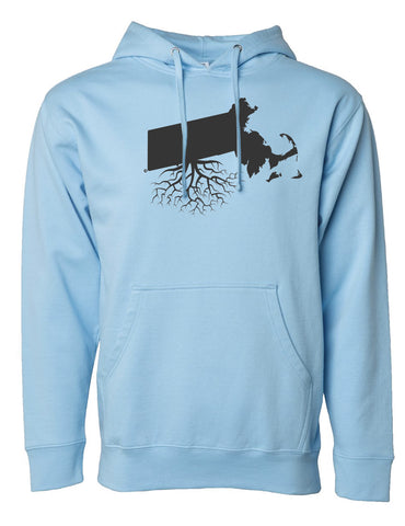 Massachusetts Roots Mid-Weight Hoodie