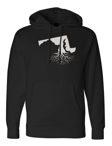 Maryland Heavy-Weight Pullover Hoodie