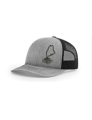 Maine Snapback Trucker Hats