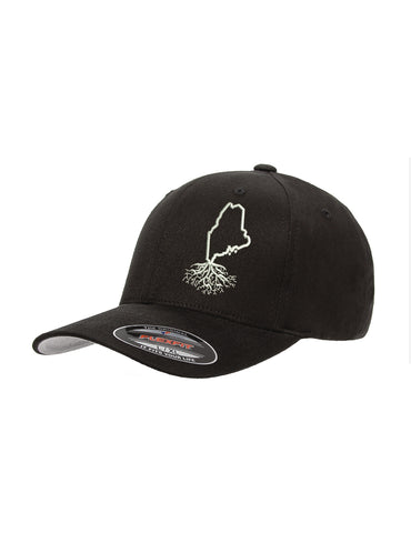 Maine Roots Structured Flexfit Hat