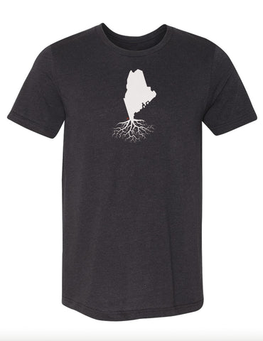 Maine Men's Crewneck Tee
