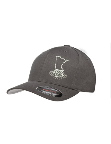 Minnesota Roots Structured Flexfit Hat