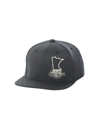 Minnesota Roots FlexFit Snapback