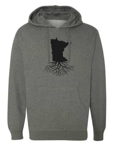 Minnesota Mid-Weight Pullover Hoodie