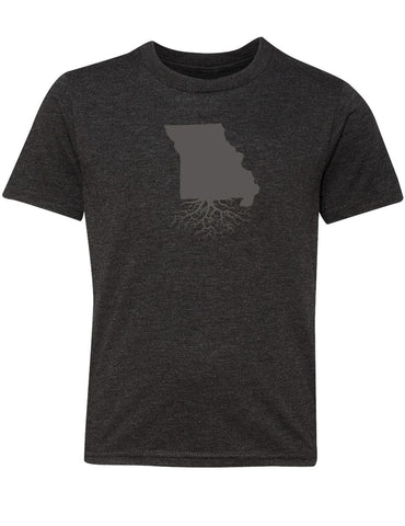 Missouri Youth TriBlend Tee