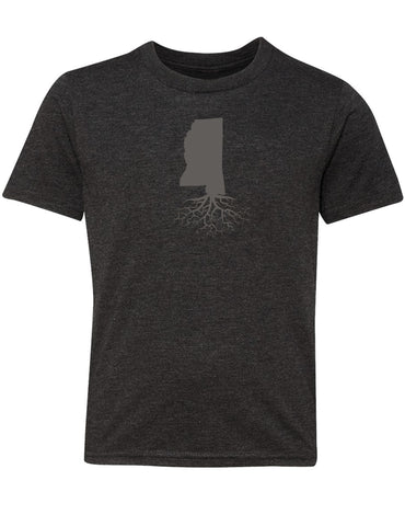 Mississippi Youth TriBlend Tee