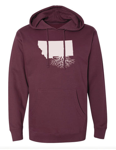 Montana Roots Mid-Weight Hoodie