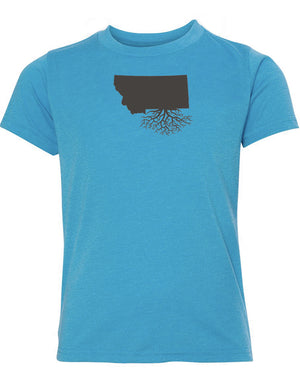 Montana Youth TriBlend Tee