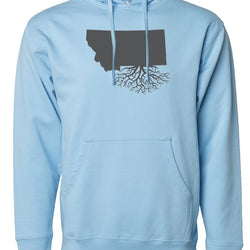 Montana Mid-Weight Pullover Hoodie