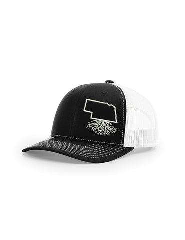 Nebraska Snapback Trucker Hats