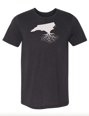 North Carolina Men's Tri-Blend Crew