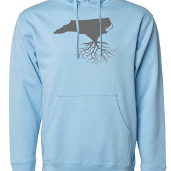 North Carolina Mid-Weight Pullover Hoodie