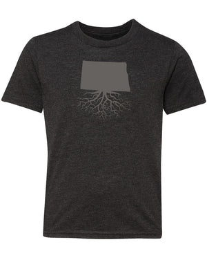 North Dakota Youth TriBlend Tee
