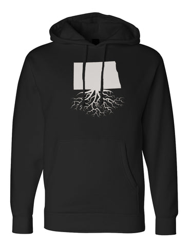 North Dakota Heavy-Weight Pullover Hoodie