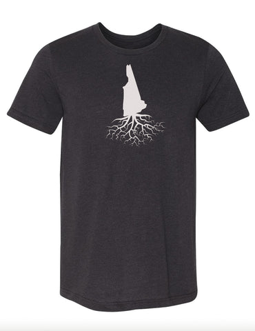 New Hampshire Men's Tri-Blend Crew