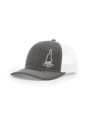 New Hampshire Snapback Trucker Hats