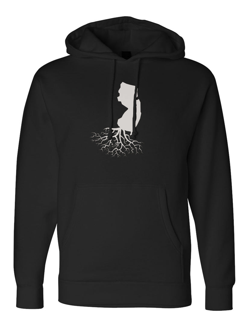New Jersey Heavy-Weight Pullover Hoodie