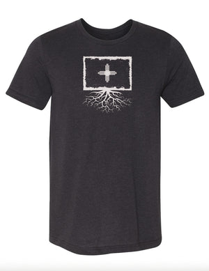 New Mexico Flag Men's Tri-Blend Crew