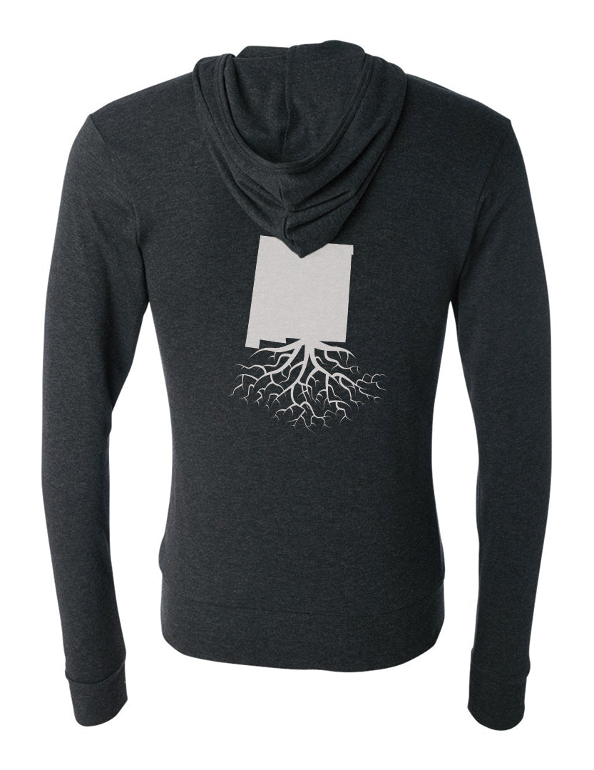 New Mexico Light-Weight Zip Hoodie