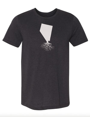 Nevada Men's Tri-Blend Crew