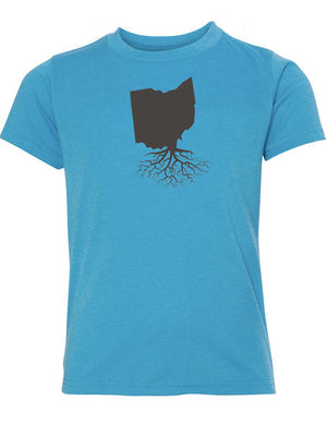 Ohio Youth TriBlend Tee