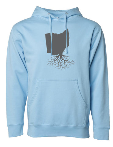 Ohio Roots Mid-Weight Hoodie