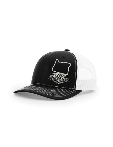 Oregon Snapback Trucker Hats