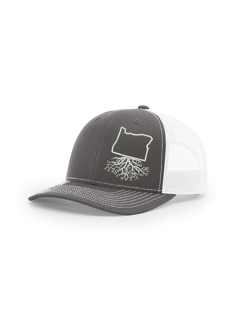 Oregon Snapback Trucker