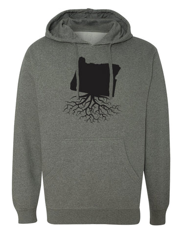 Oregon Roots Mid-Weight Hoodie