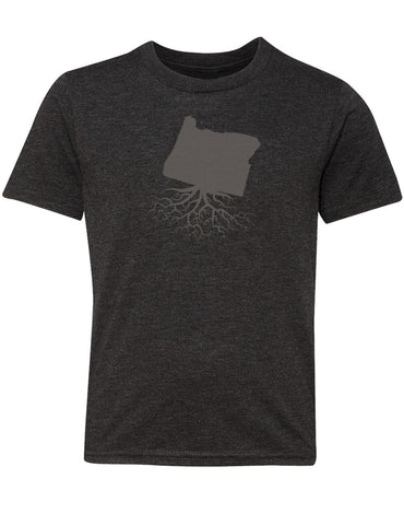 Oregon Youth TriBlend Tee