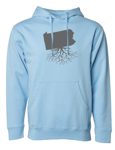 Pennsylvania Roots Mid-Weight Hoodie