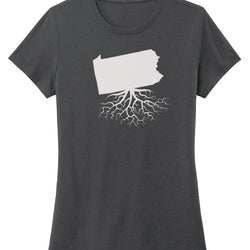 Pennsylvania Women's Crewneck Tee