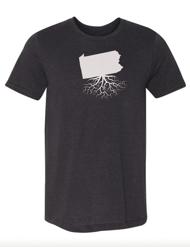 Pennsylvania Men's Tri-Blend Crew