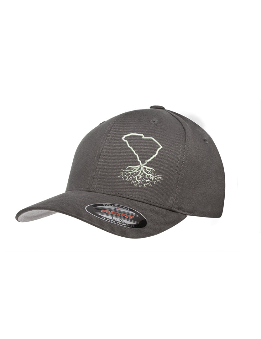 South Carolina Roots Structured Flexfit Hat