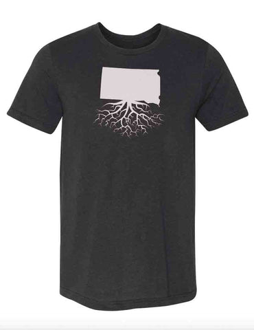 South Dakota Men's Tri-Blend Crew