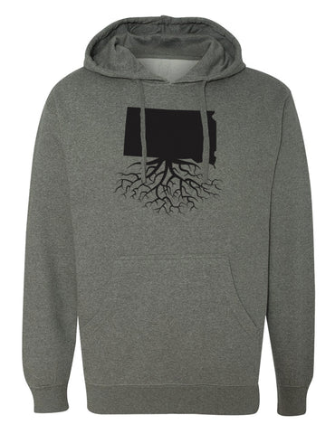 South Dakota Mid-Weight Pullover Hoodie