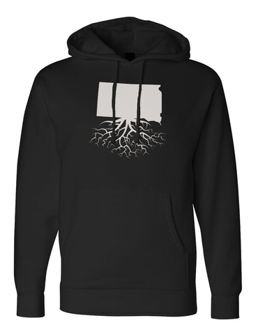 South Dakota Heavy-Weight Pullover Hoodie